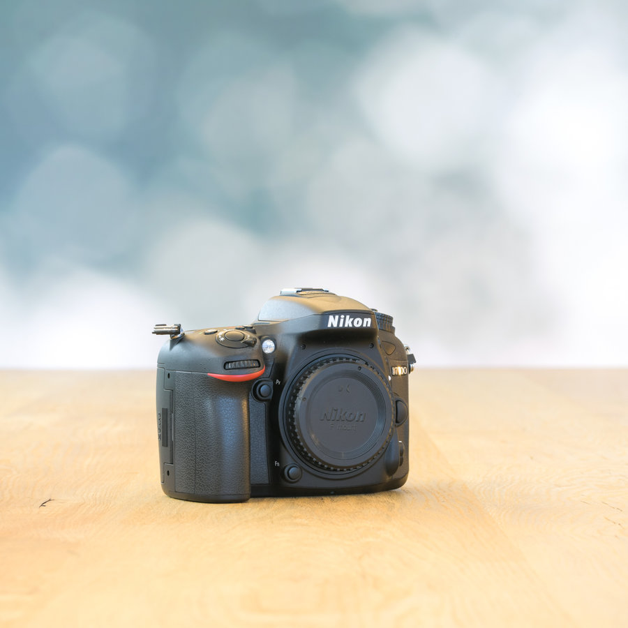 Nikon D7100 -- 3205 kliks
