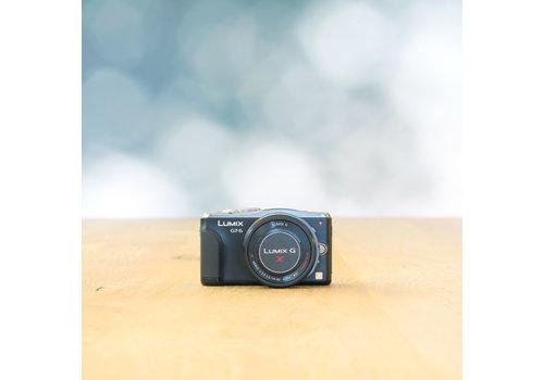 Panasonic GF6 (X) + Vario 14-42mm Powerzoom