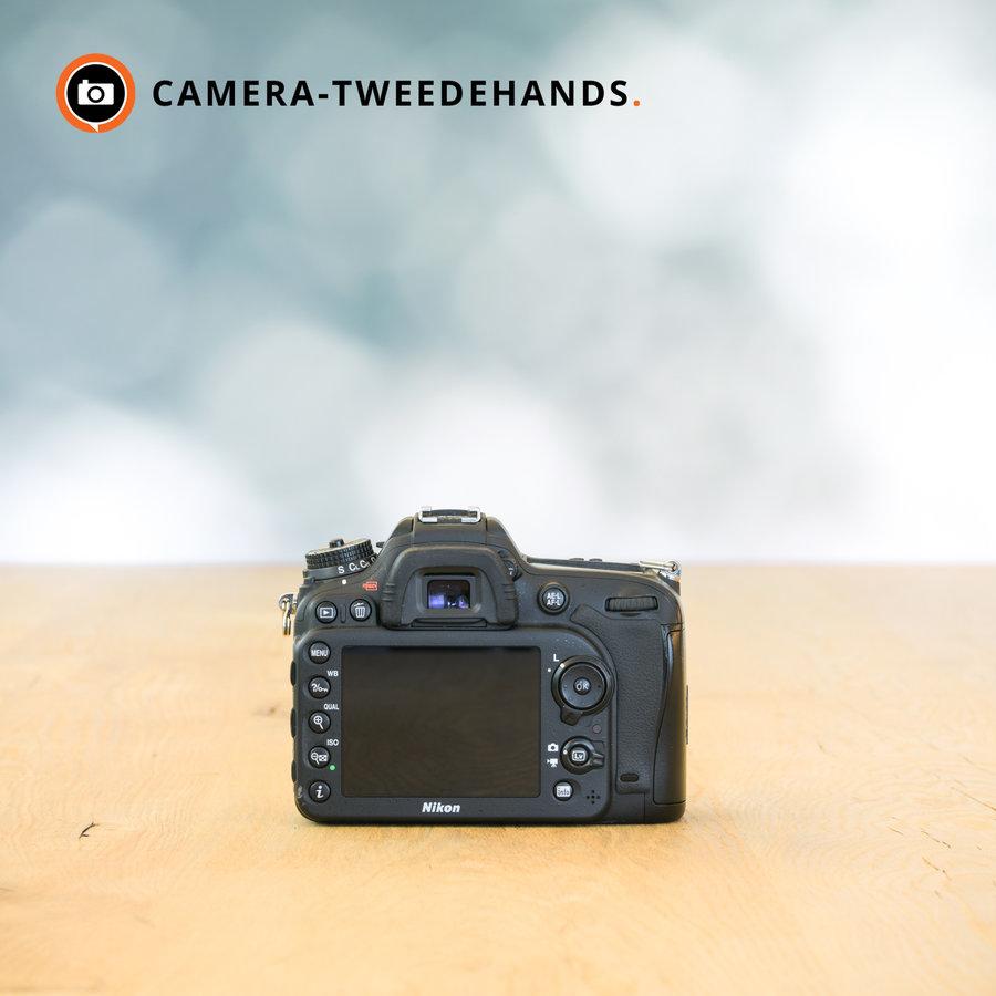 Nikon D7200 33.000 kliks