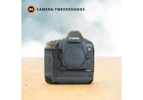 Canon 1Dx Mark II -- Incl. BTW - Nieuwe sluiter