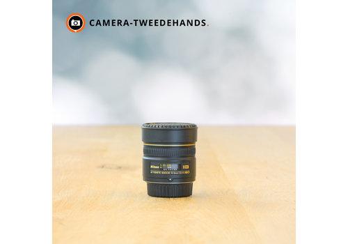 Nikon AF 10.5mm 2.8G ED DX Fisheye