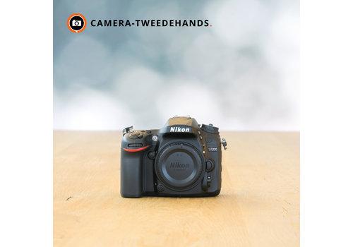 Nikon D7200  Outlet - 135 kliks (Nieuwstaat)