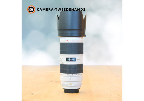 Canon 70-200mm 2.8 L EF IS USM II -- Incl. BTW