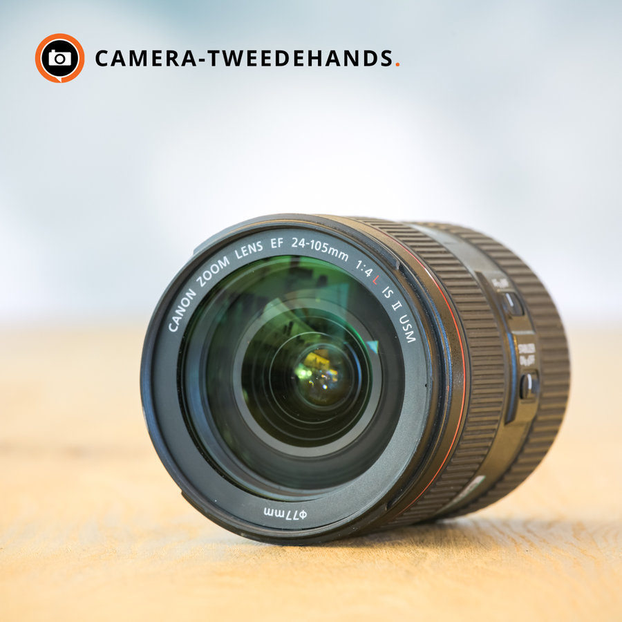 Canon 24-105mm 4.0 L IS USM II -- Incl. BTW