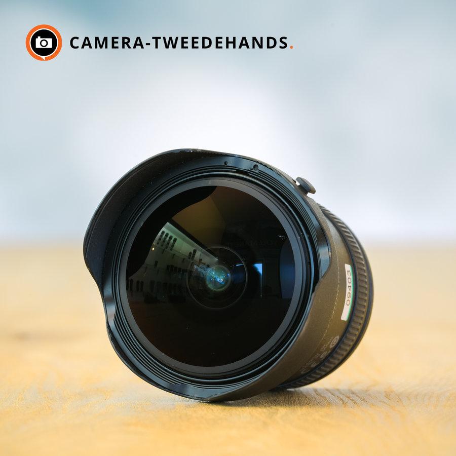 Canon 8-15mm 4.0 L EF USM Fisheye -- Incl BTW