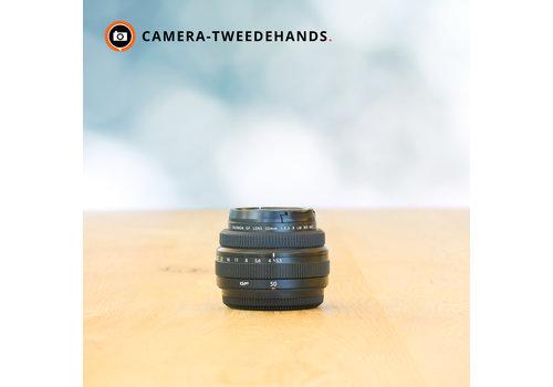 Fujifilm GF 50mm 3.5 -- incl. BTW