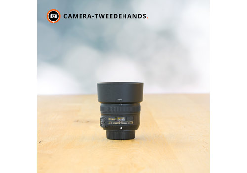 Nikon AF-S 50mm 1.8 G