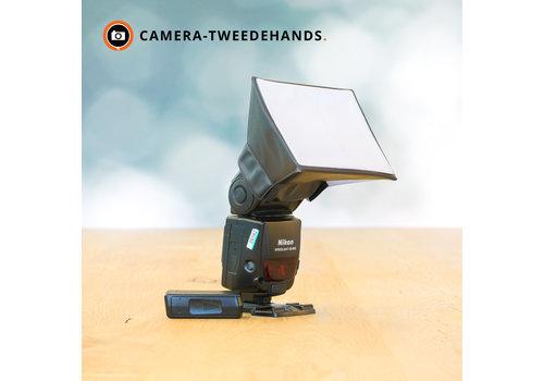 Nikon SB-800 Speedlight - Nikon flitser