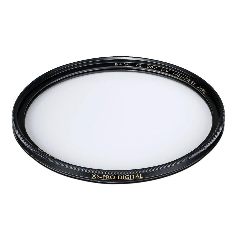 B+W XS-Pro Digital (010M) MRC nano UV Haze 77mm