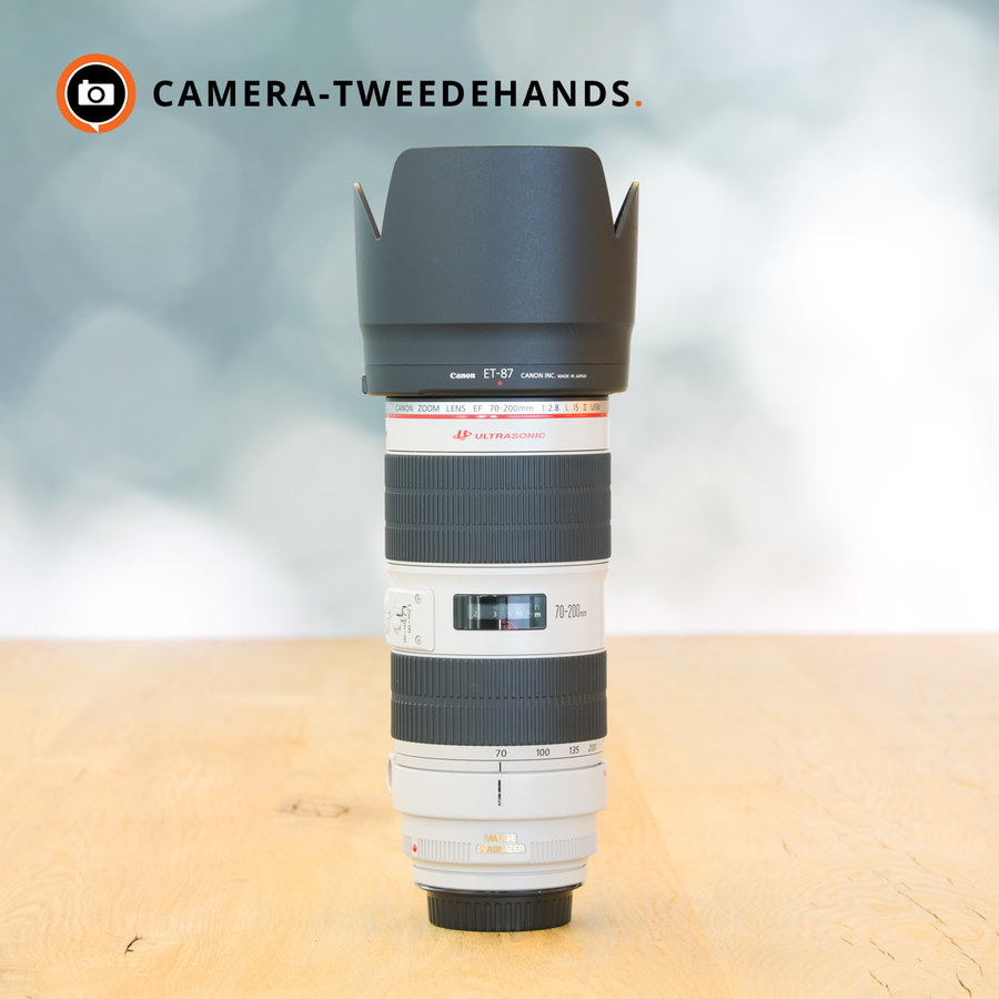 Canon 70-200mm 2.8 L IS II USM