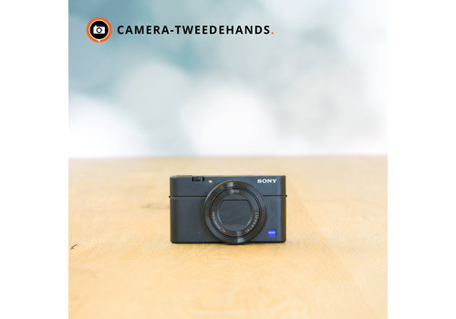 Sony RX100 Mark III - Outlet