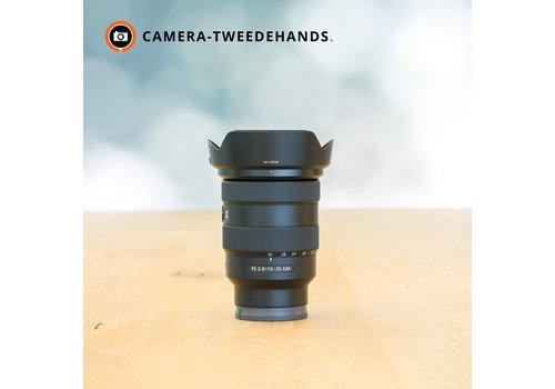 Sony 16-35mm FE 2.8 GM -- Nieuwstaat