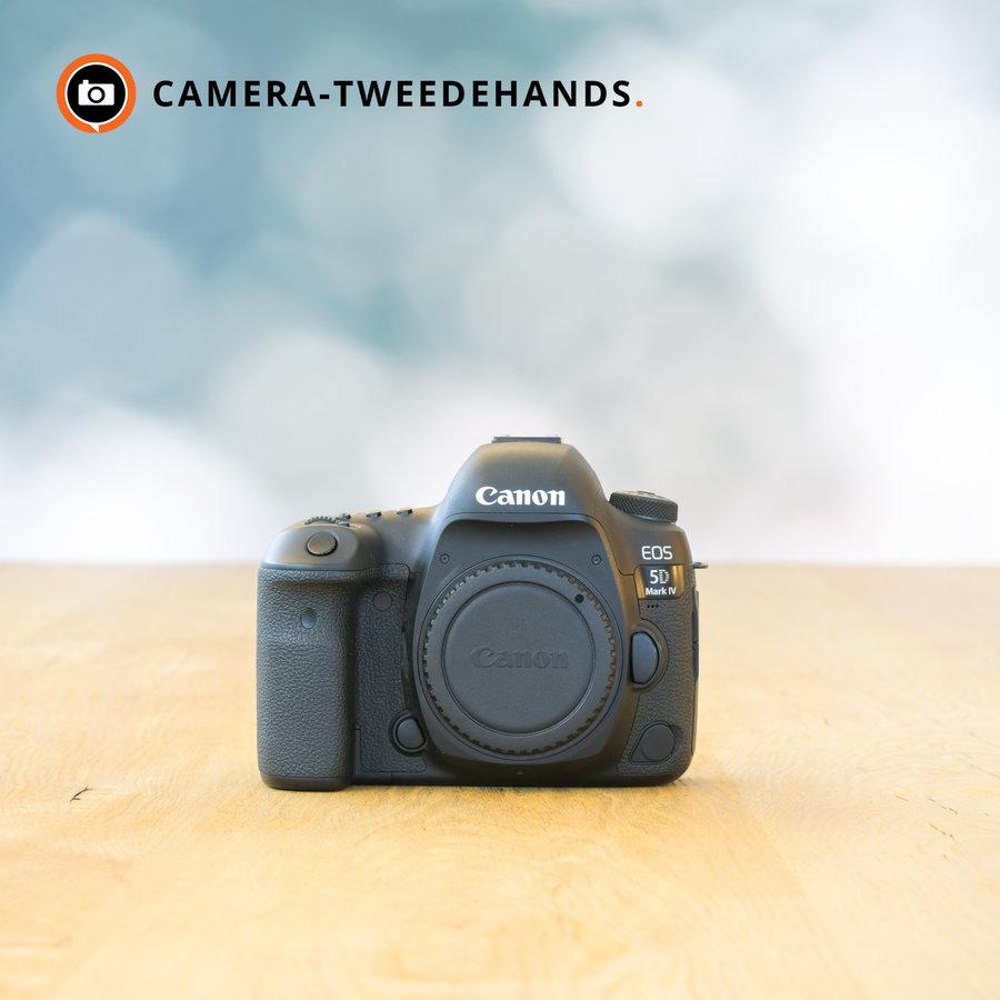 Canon 5D Mark IV - 34274 kliks