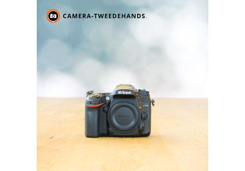 Nikon D7200 -- 10820 kliks
