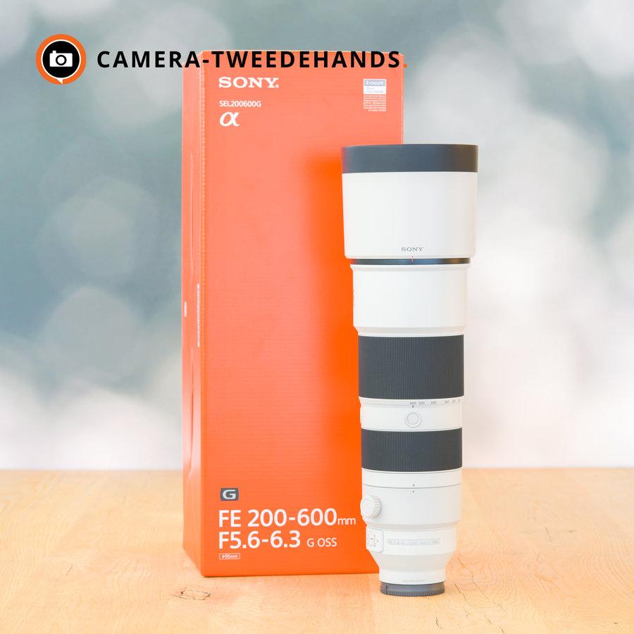 Sony FE 200-600mm 5.6-6.3 G OSS