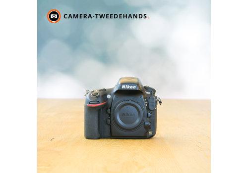 Nikon D800 -- 28.493 kliks - Gereserveerd