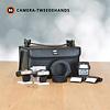 Nikon Nikon SB-R1C1 Macro flitsset + SS-MS1 tas