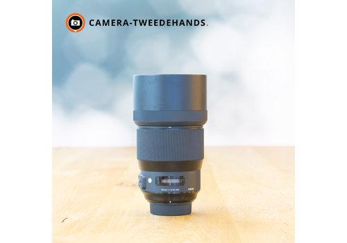 Sigma 135mm 1.8 DG HSM Art (Nikon F)