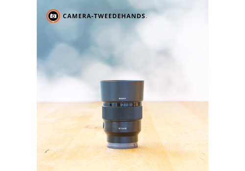 Sony FE 85mm 1.8 G -- Incl. BTW