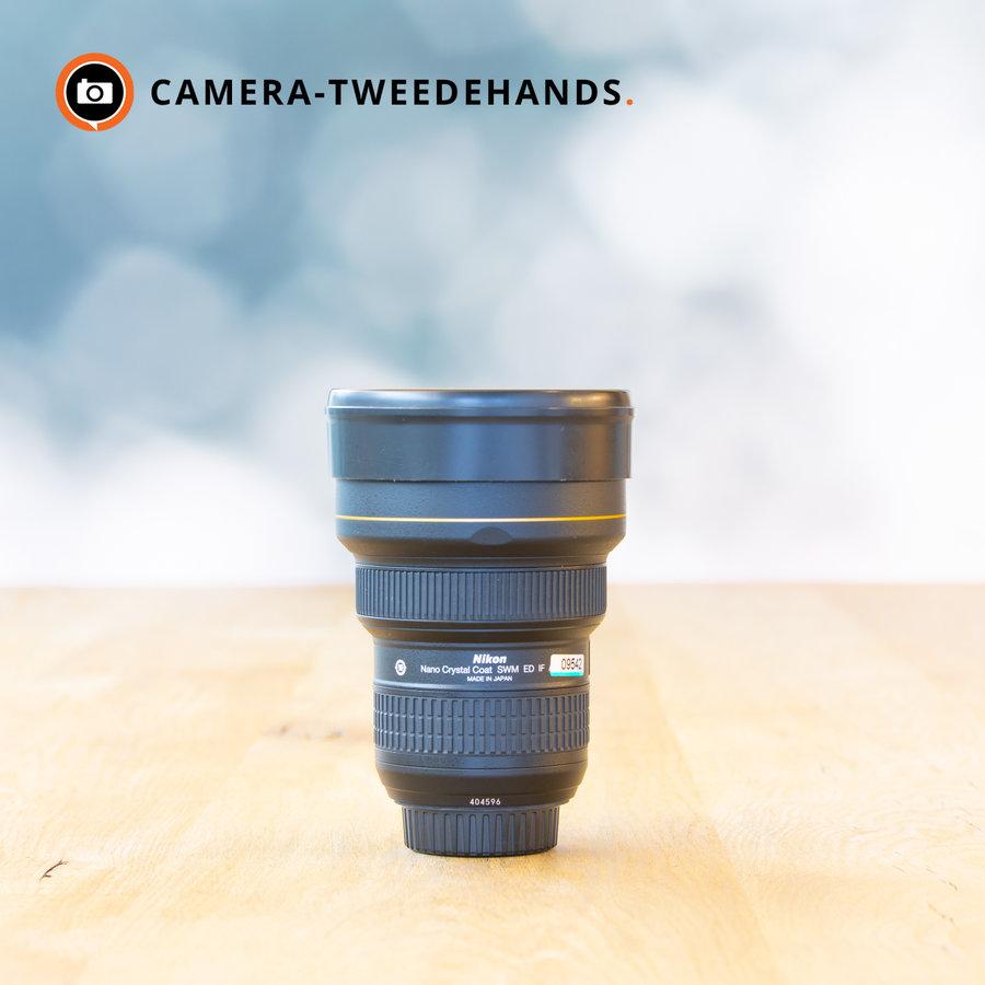 Nikon 14-24mm 2.8 G AF-S  ED