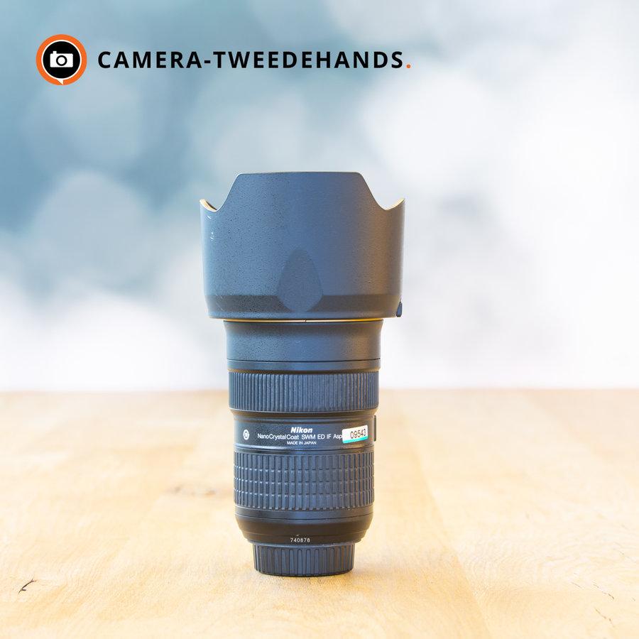 Nikon 24-70mm 2.8 G ED AF-S