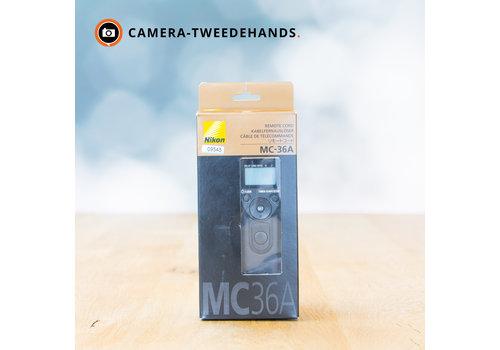 Nikon MC-36A afstandsbedieningskabel met timer