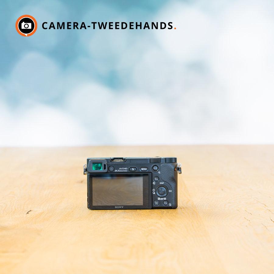 Sony A6000 - 13.104 Kliks