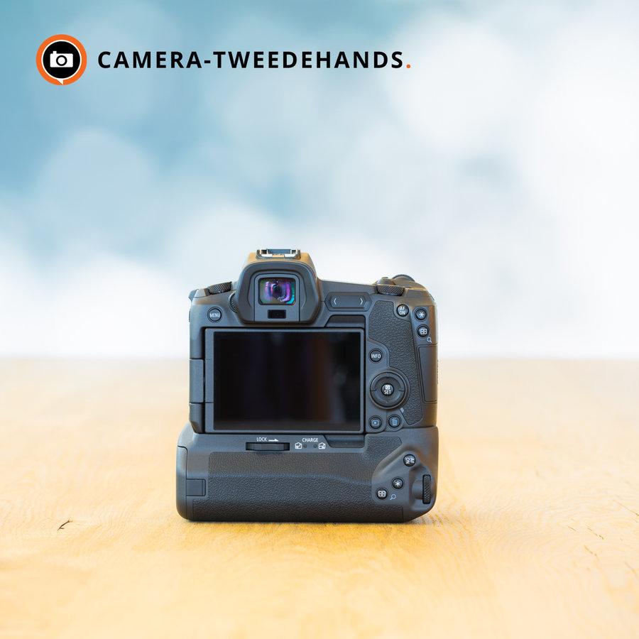 Canon EOS R + Grip