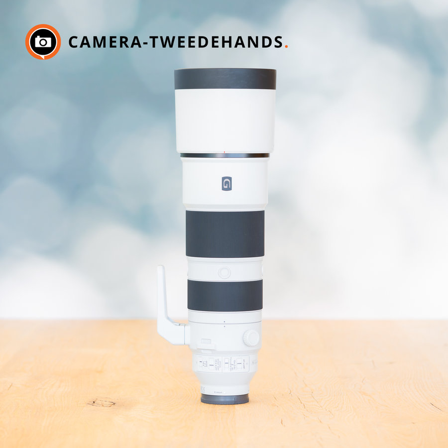 Sony FE 200-600mm 5.6-6.3 G OSS + Lenscoat