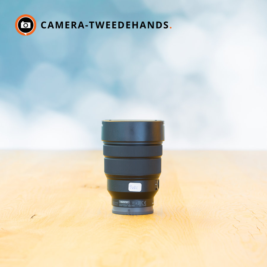 Sony FE 12-24mm 4.0 G -- Incl. BTW
