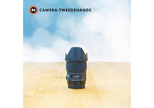 Sigma 35mm 1.4 DG HSM Art (Canon)  -- Incl. BTW
