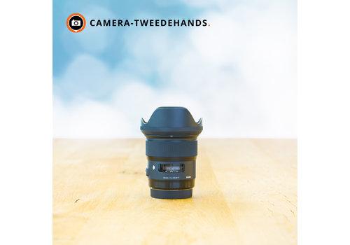 Sigma 24mm 1.4 DG HSM ART (Canon)  -- Incl. BTW