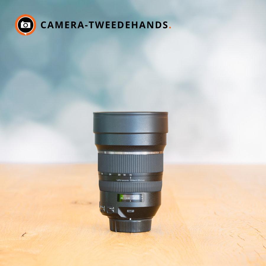 Tamron SP 15-30mm 2.8 DI VC USD (Nikon)