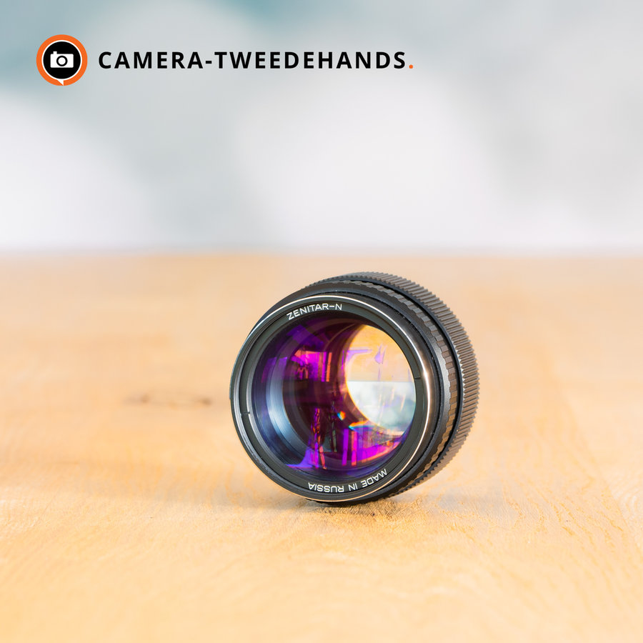MC-Zenitar 50mm f/1.2 S (Nikon DX)