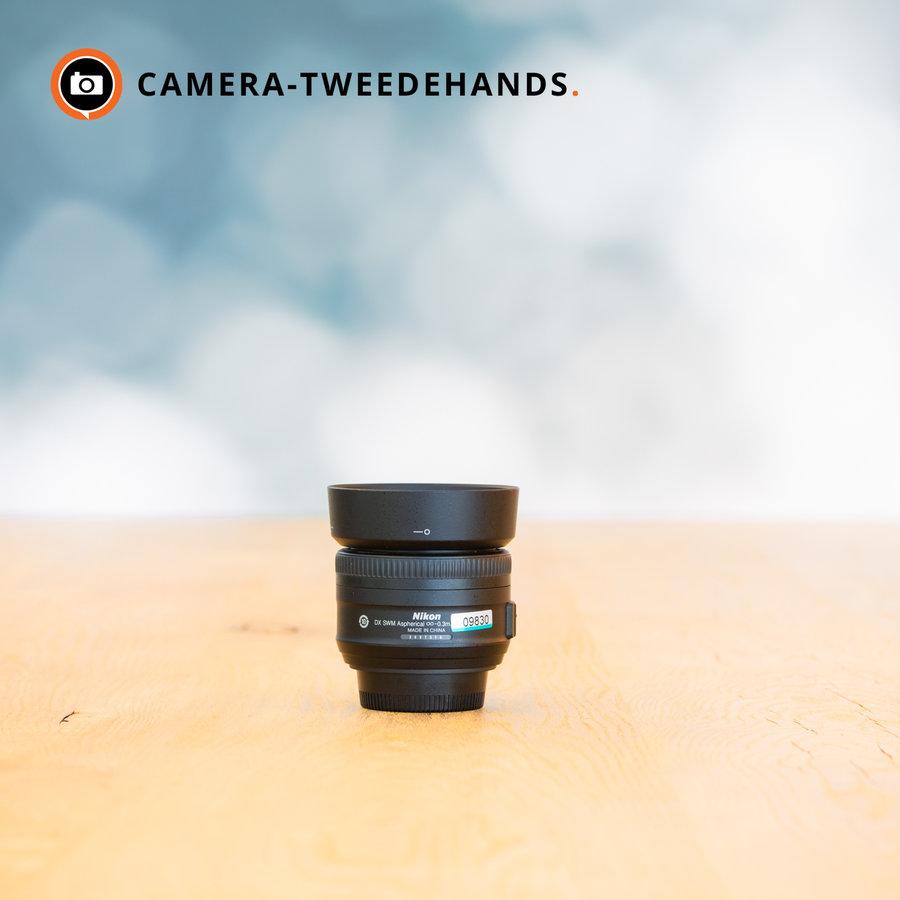 Nikon 35mm 1.8 G AF-S DX