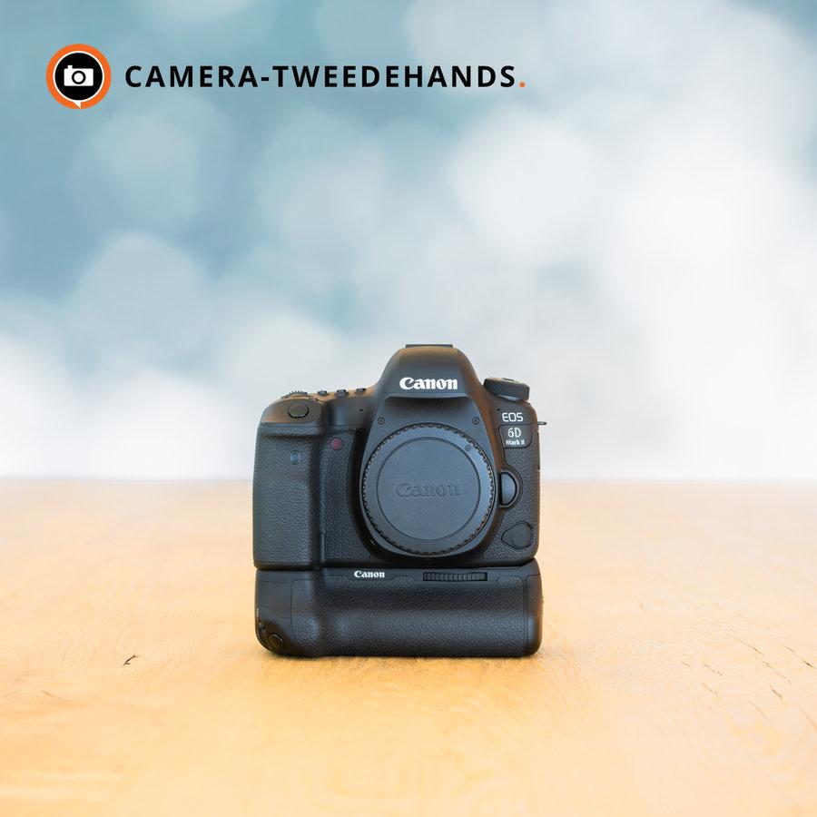 Canon 6D Mark II + BG-E21 - 69132 kliks