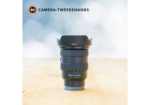 Sony FE 16-35mm 2.8 GM