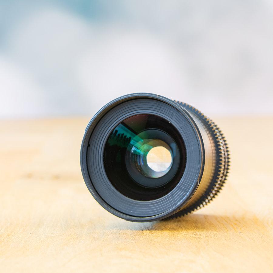 Samyang 35mm T1.5 ED AS UMC II (Canon)