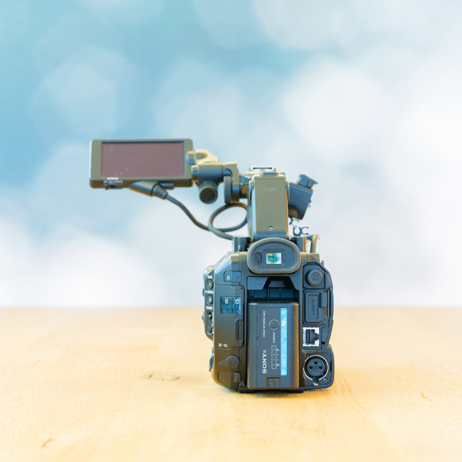 Sony PXW-FS5 + 18-105mm G OSS + accesoires