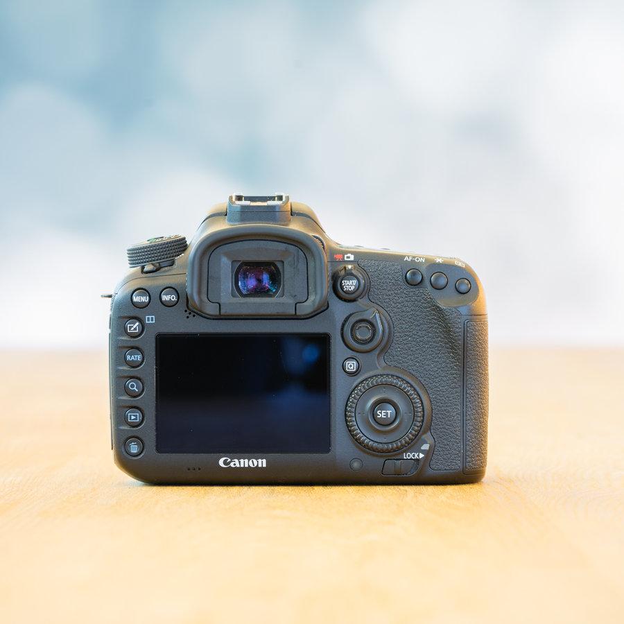 Canon 7D Mark II - 35.233 kliks