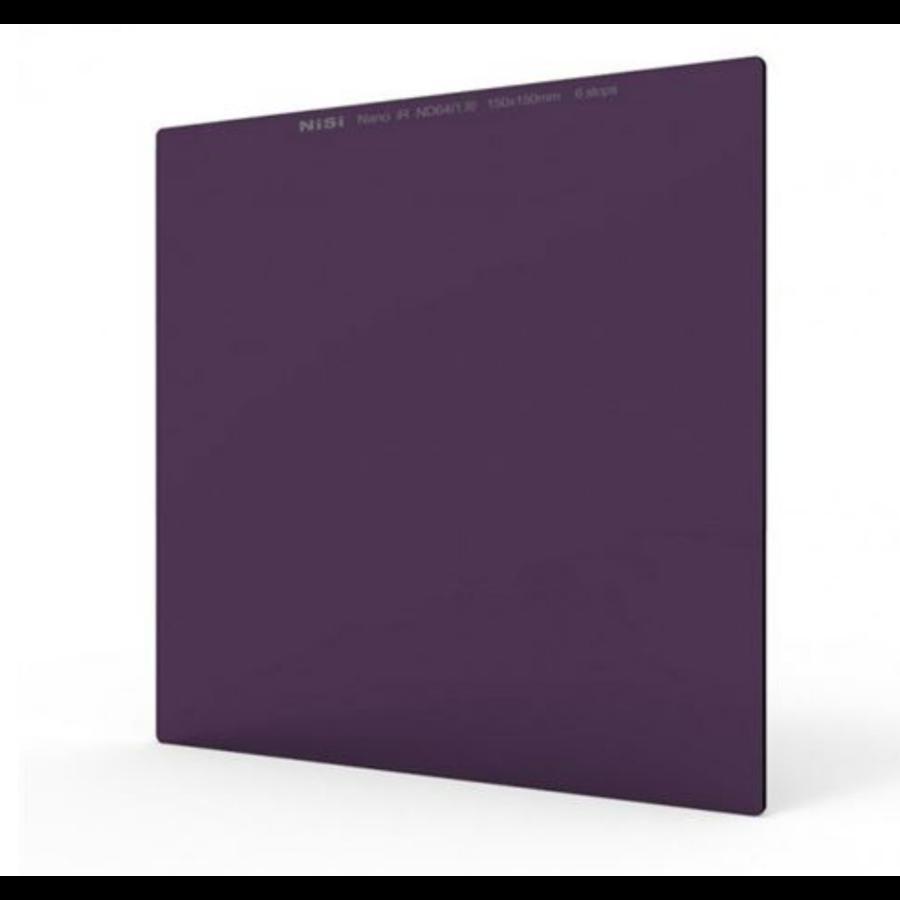 Nisi Nano IR ND64(1.8) 150x150mm