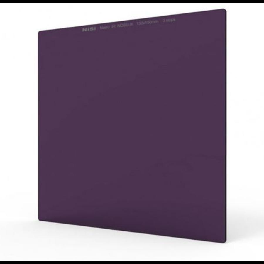 Nisi Nano IR ND8(0.9) 150x150mm
