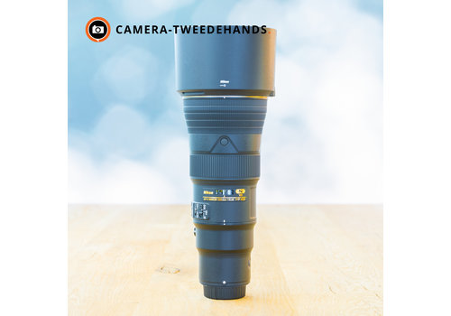 Nikon 500mm 5.6 E PF ED AF-S VR -- Gereserveerd
