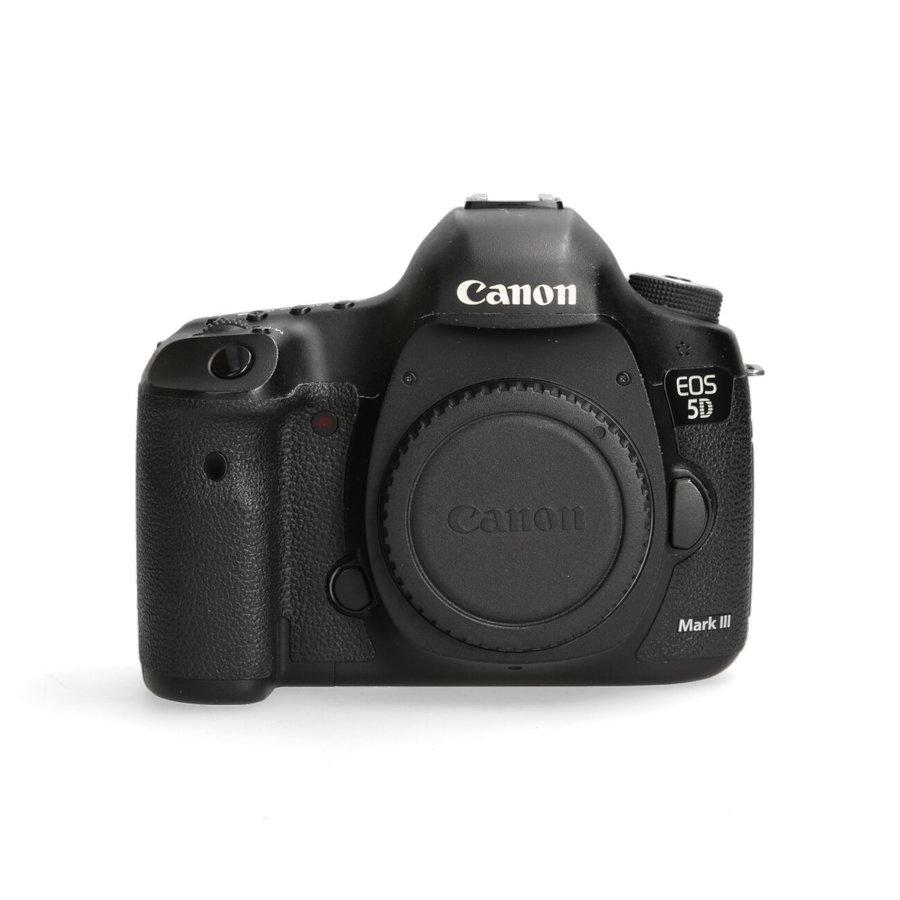 Canon 5D mark III - 87.500 kliks