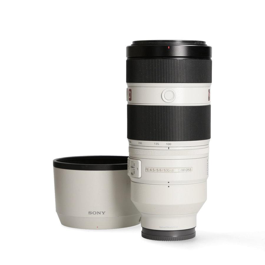 Sony 100-400mm 4.5-5.6 FE GM OSS