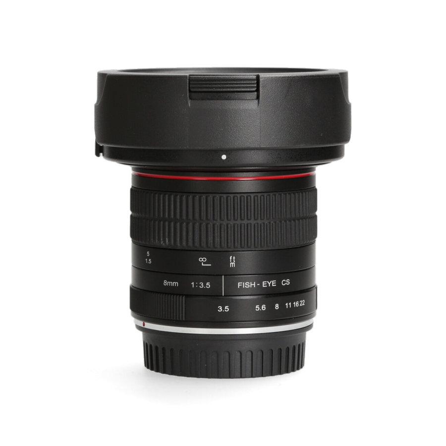 Meike MK-8mm 3.5 Fisheye (Canon)