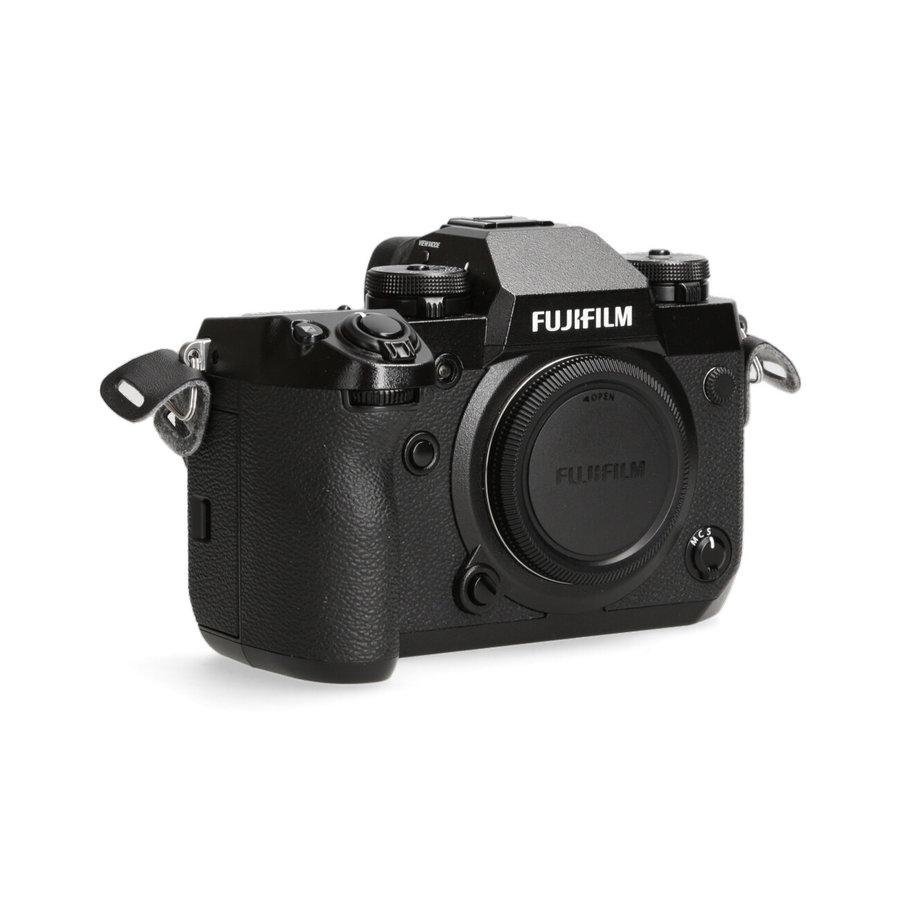 Fujifilm X-H1 - 5233 kliks