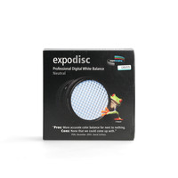 Expodisk 77mm - Professional Digital White Balance