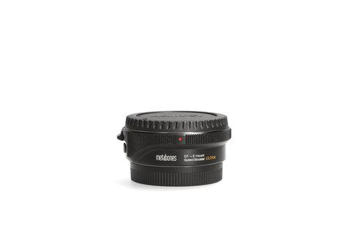 Metabones Canon EF naar Sony E-mount T Speed Booster Ultra