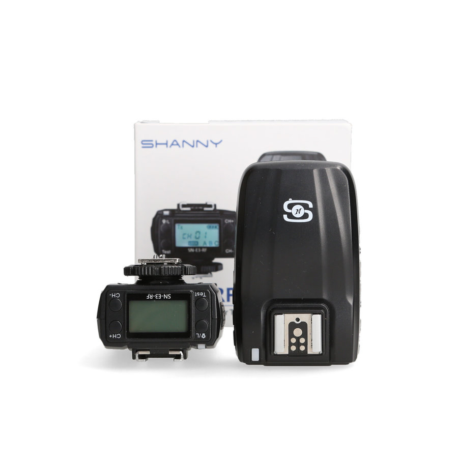 Shanny SN-E3-RF Triggerset (Canon)